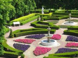 Ландшафтный дизайн в Крыму - лето сады