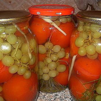 Как сохранить томаты «черри» на зиму
